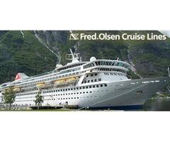 Fred Olsen Cruise Job Vacancy
